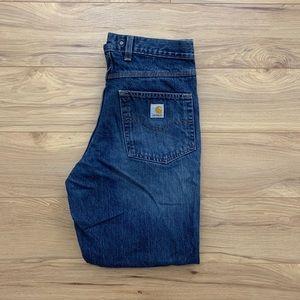 🔹Vintage Carhartt Loose-Fit Jeans (30x32)